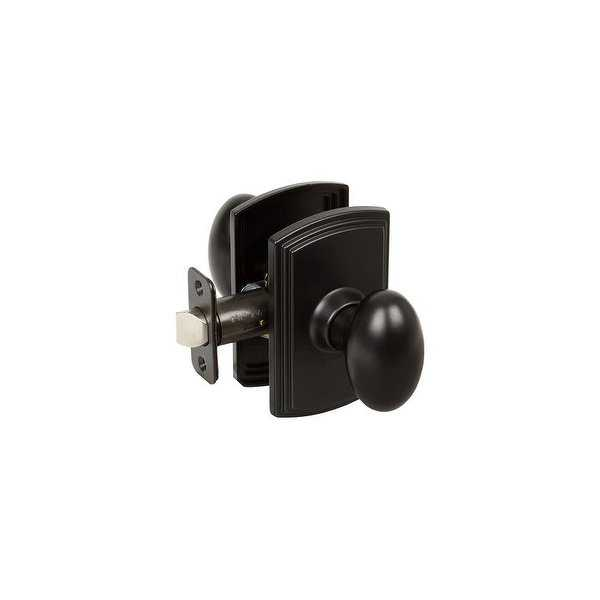 Delaney BP-100T-CN Canova Single Cylinder Keyed Entry Door Knob Set from the Ita - N/A